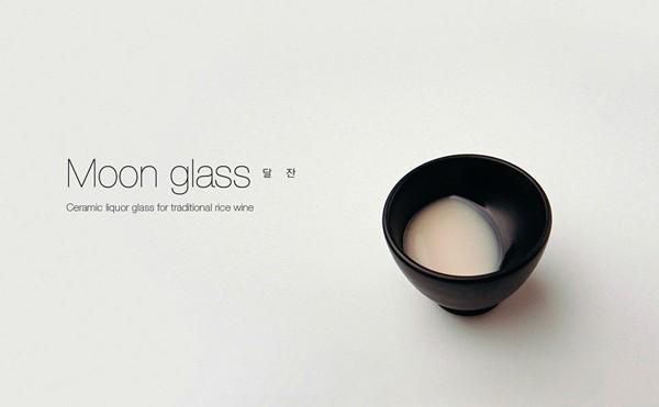 Все фазы луны  в чашке Moon glass