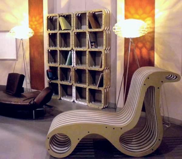 Шкаф-трансформер More System, *зеленая* мебель Джорджио Капоразо (Giorgio Caporaso)