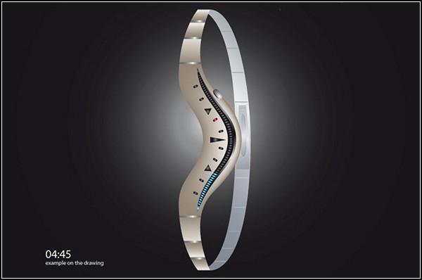 Multi Watch, необычные часы с дополнениями