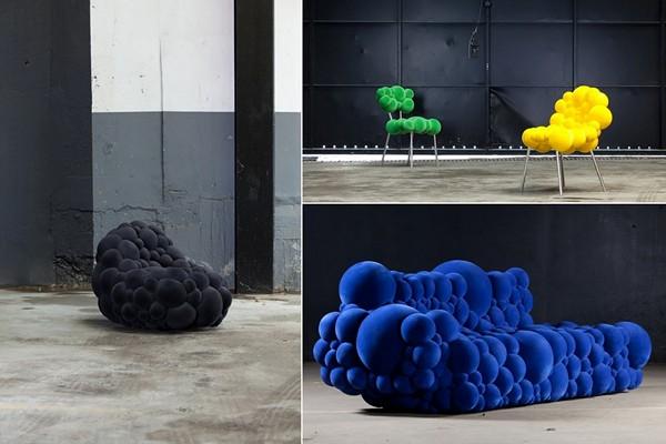 Экспериментальная мебель Mutation Series