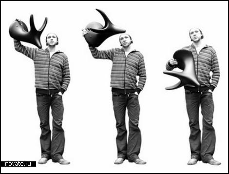 Стул-олень My Deer от дизайнера Jeroen Wesselink
