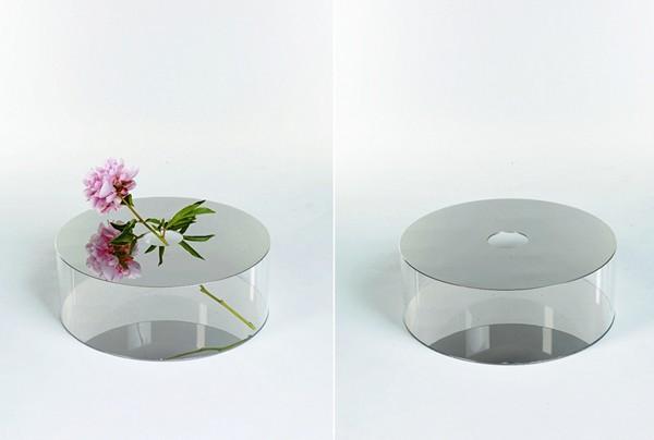 Вазы Narciso vase series, которые приумножают красоту цветов