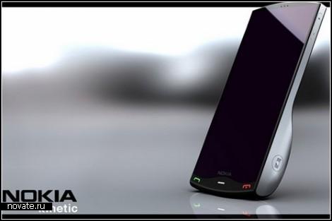 Телефон-неваляшка Nokia Kinetic. Концепт