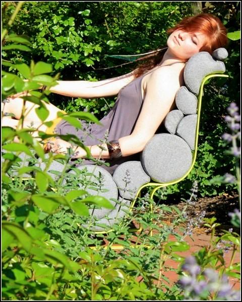 Очень удобное кресло Nouveau Lounge