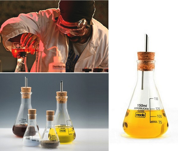 Алхимические емкости Scientific