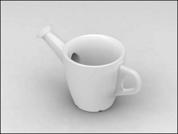 30 необычных кофейных чашек за 30 дней. Проект One Coffee Cup a Day