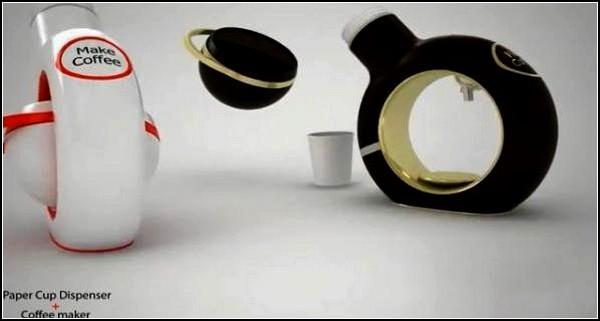 P-Cup, офисный вариант удобной кофеварки
