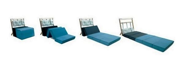 Кресло-кровать Pause от Майке Лангера (Meike Langer)