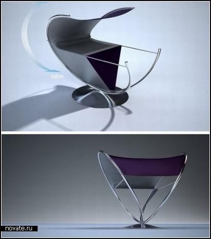 Конкурсный проект Pavone от московских дизайнеров