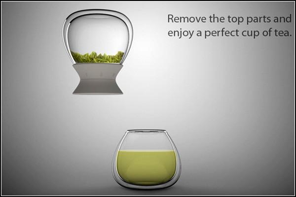Заварник Tea-time tea steeper от Pengtao Yu