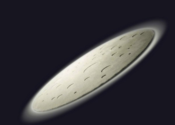 *Лунный* ковер Moon Rug от дизайнера Peter Rankin