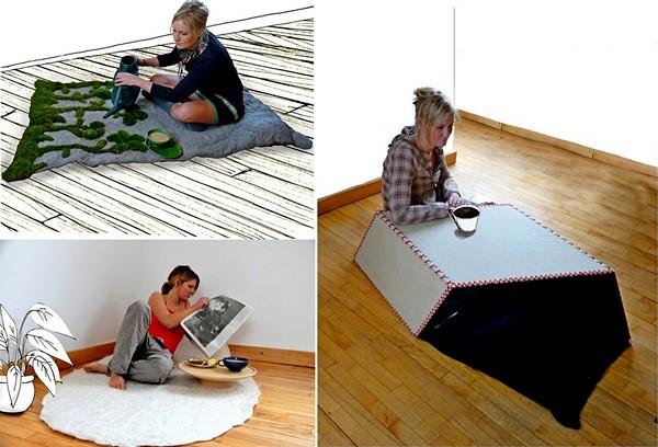 Оригинальные коврики *с расширенными возможностями* от Piadesign