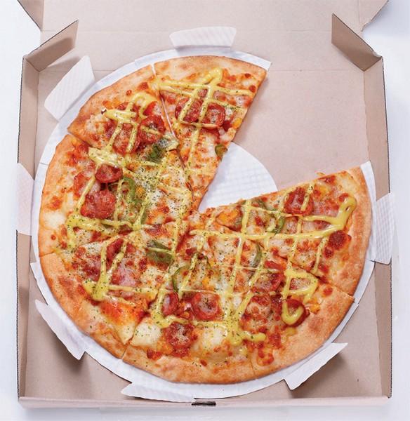 Paper Dish: бумажная посуда для пиццы и салфетки для рук