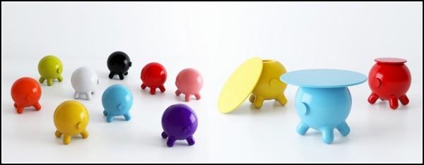 Дизайнерские свинки Джоэля Эскалоны (Joel Escalona)