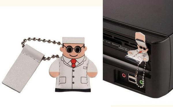 Доктор. USB-флешка из серии Professional