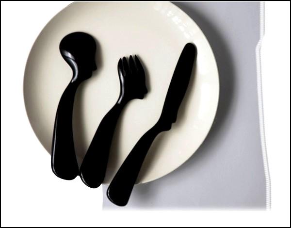 Игровые столовые приборы Puppets Cutlery