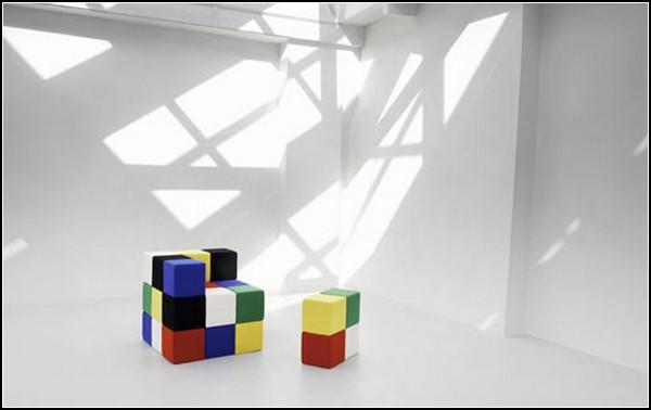 От кубика Рубика до модульной мебели *три-в-одном*