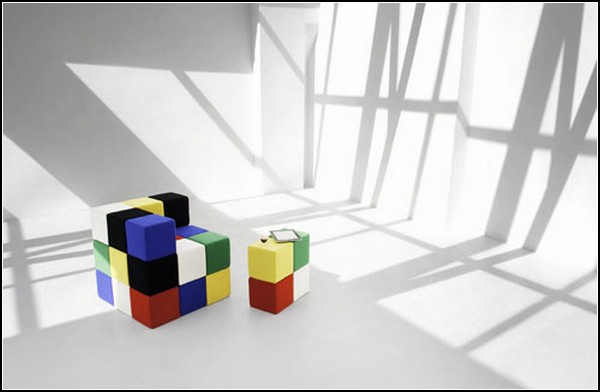 Q3 system, проект компании 7n3 Design