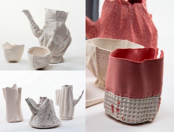 Alice: дизайнерский сервиз для чайных церемоний