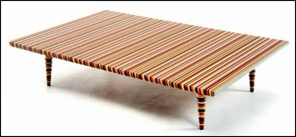 Компактная и креативная мебель Hybrid Furniture