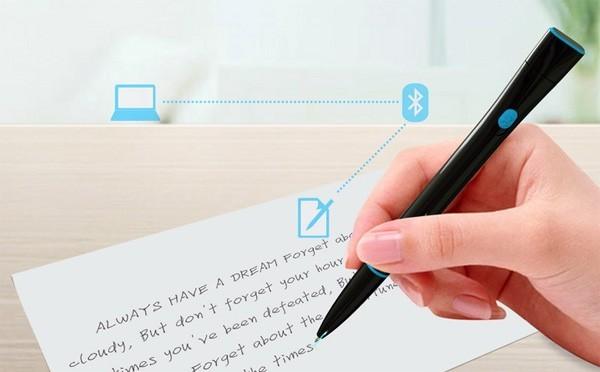 Recorder Pen, чудо-ручка, запоминающая написанное