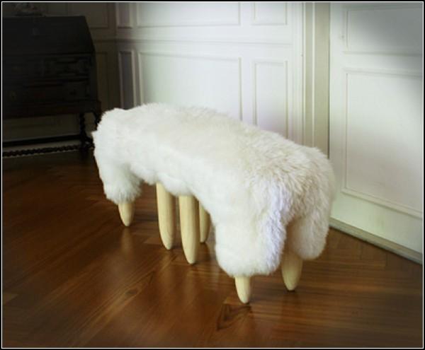 *Овечья* скамейка Relation Sheep bench