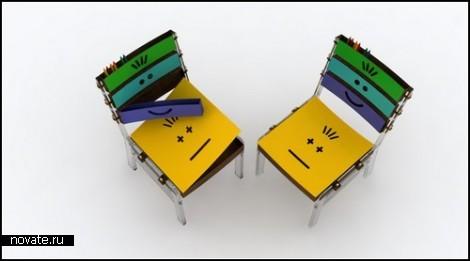 Коллекция детской мебели Renata Brazil Line