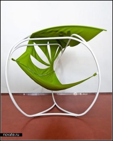 Полугамак-полустул Rhizome Chair