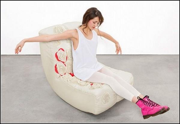 Модерновые кресла-качалки Rocking Chair Lucky