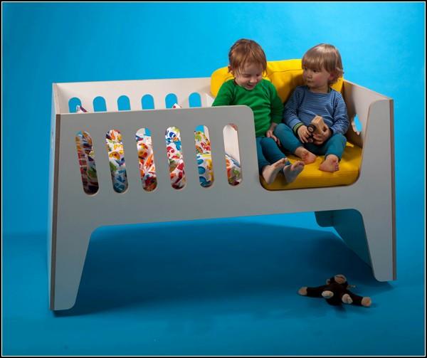 Rocky от Jall & Tofta. Детская кроватка для грудничков и детсадовцев