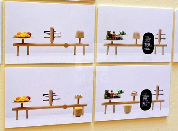 Woodpecker, деревянная мебель-конструктор в интерьере