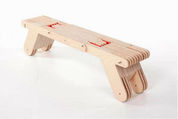 Качели-скамейка SeasawSeat для детей и взрослых