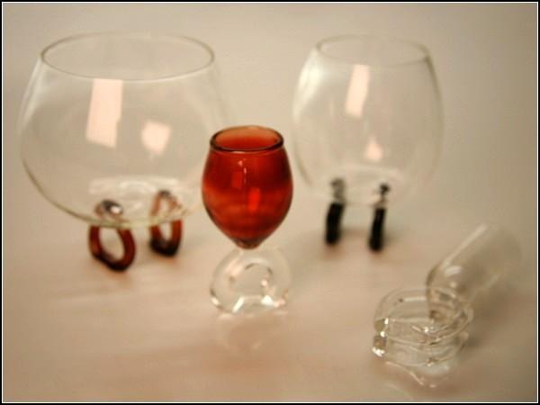 Seduction Series. Эксклюзивные бокалы для коньяка от Merve Kahraman