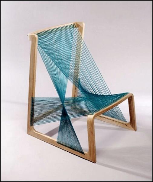 Стул-гамак Silk Chair от Alvi Design