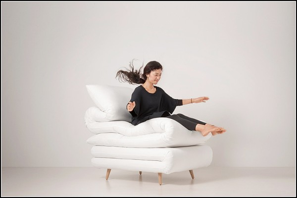 Sleepy Chair, или кресло как заменитель кровати