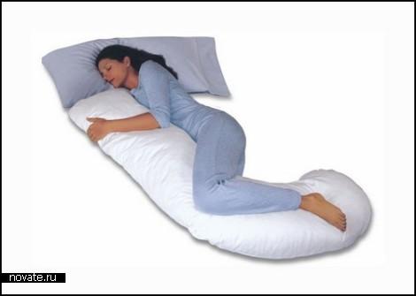 Snoozer Body Pillow. Подушка для обнимания и комфорта