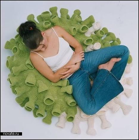 Кресло-подушка Snork