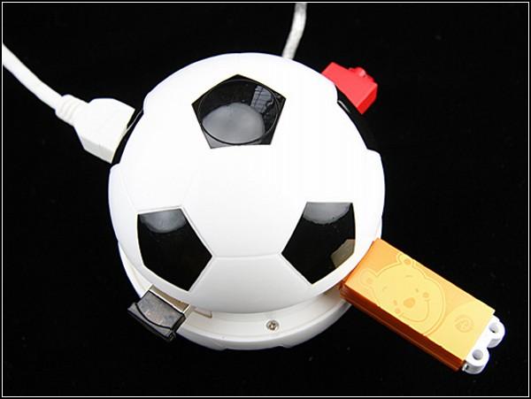 Мяч не для игры, но для флешек
