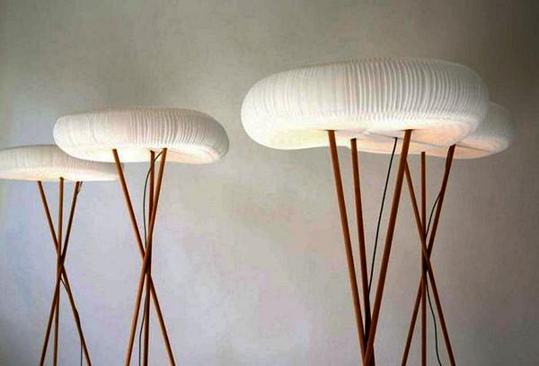 Светильники Cloud Floor + Table Softlights