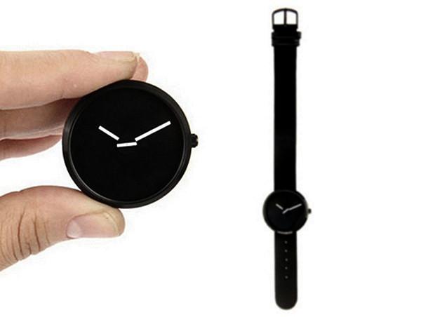 Sometimes Watch. Оригинальные часы с необычными стрелками от Дениса Гуидона (Denis Guidone)