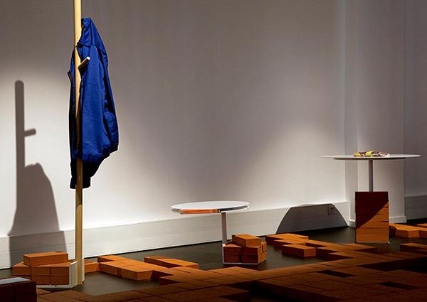 Spatz Brick Furniture: мебель на кирпичах
