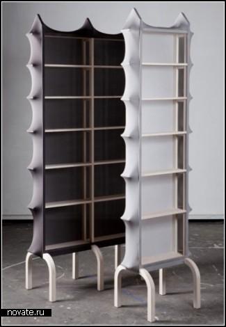 Дебютная коллекция Spaziale Series от дизайн-студии Lanzavecchia + Wai