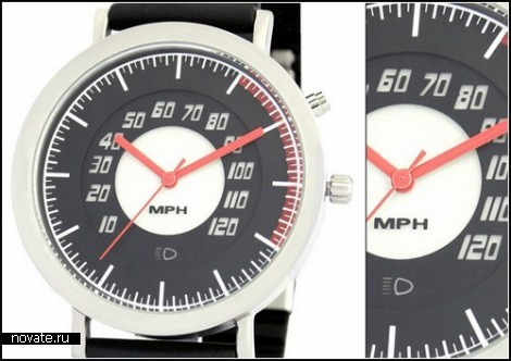 *Скоростные* часы Speedometer Watch