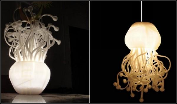 Коллекция *живчиков*-светильников Spermatozoi Collection