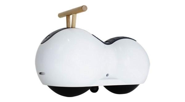 Spherovelo, футуристическое транспортное средство для детей