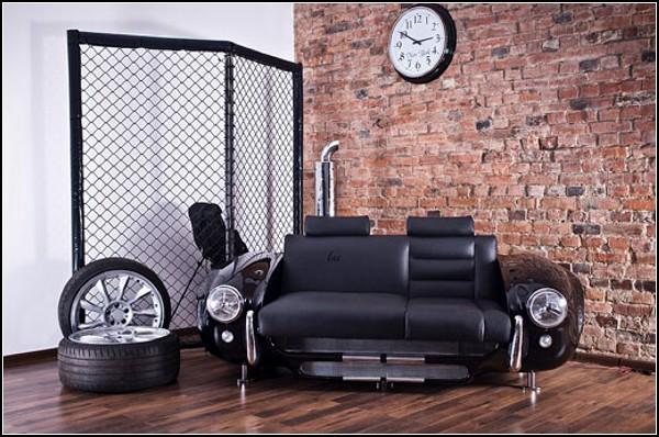 SPIRIT of 427. Авто-мебель в стиле ретро