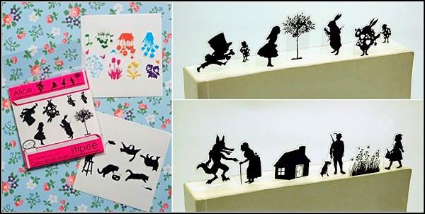 Stipee Bookmarks, креативные закладки-стикеры