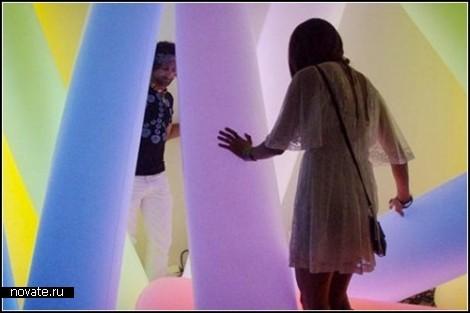 Надувные светильники-бревна Super Nova Inflatable Light