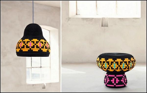 Европейско-азиатская мебель. Коллекция Superheroes от Glimpt
