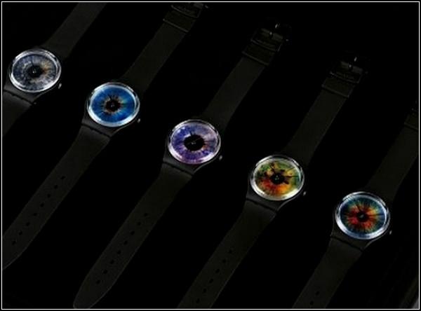 Продолжение серии Swatch & Art Watches. Часы, которые всегда на виду